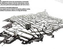 Valdeceras Urban Network