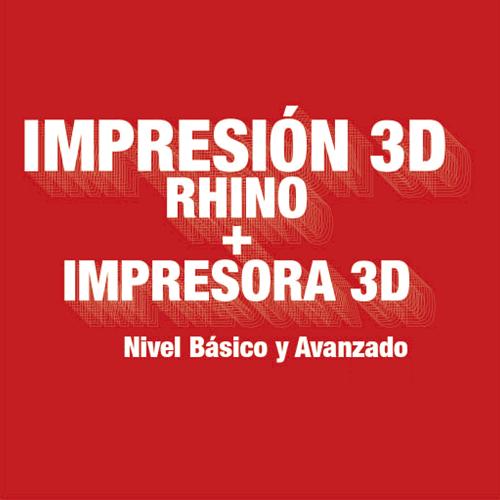 Cursos de prototipado con impresora3d en Madrid