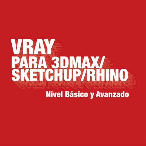 Cursos de Vray en Madrid