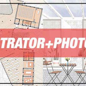 CURSOS DE ILLUSTRATOR Y PHOTOSHOP PARA ARQUITECTOS