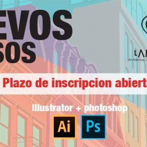 ILLUSTRATOR Y PHOTOSHOP CURSO PARA ARQUITECTOS Y DISEÑADORES